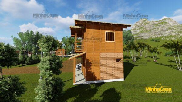 Minha casa pré fabricada Balneario piçarras 01