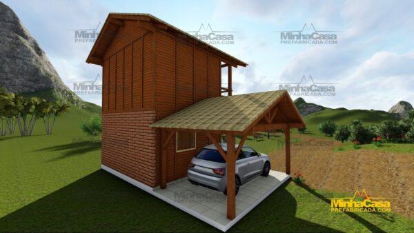 Minha casa pré fabricada Balneario piçarras 04