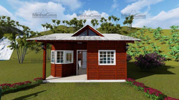 Minha casa pré fabricada Blumenau 08