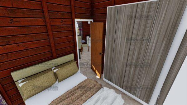 Minha casa pré fabricada Blumenau 09
