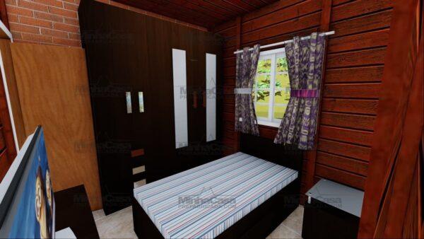 Minha casa pré fabricada Blumenau 11