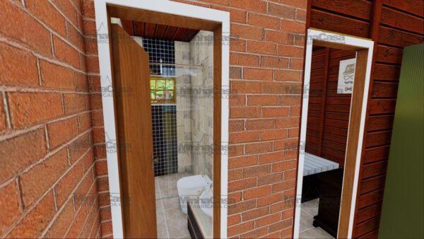 Minha casa pré fabricada Blumenau 12