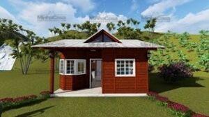Minha casa pré fabricada Blumenau 13