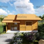 Minha casa pré fabricada Bombinhas 01