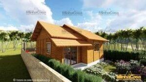 Minha casa pré fabricada Bombinhas 02
