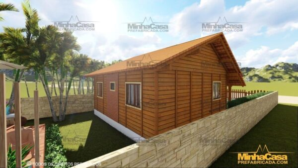 Minha casa pré fabricada Bombinhas 03