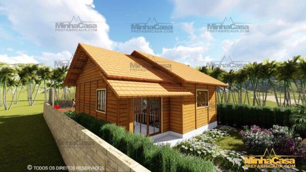 Minha casa pré fabricada Bombinhas 04