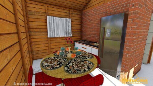 Minha casa pré fabricada Bombinhas 08