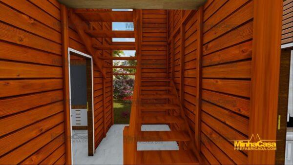 Minha casa pré fabricada modelo Chapecó 13