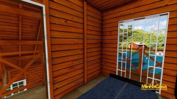 Minha casa pré fabricada modelo Chapecó 16