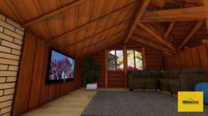 Minha casa pré fabricada modelo Criciúma II 10