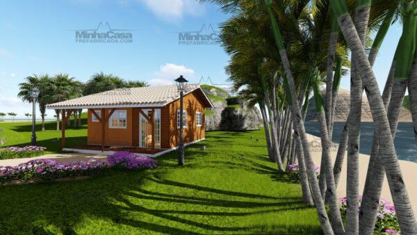 Minha casa pré fabricada modelo Joinville 02