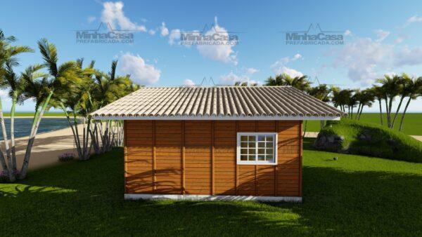 Minha casa pré fabricada modelo Joinville 05