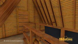 Minha casa pré fabricada modelo Lages 15