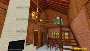 Minha casa pré fabricada modelo Mato Grosso 13
