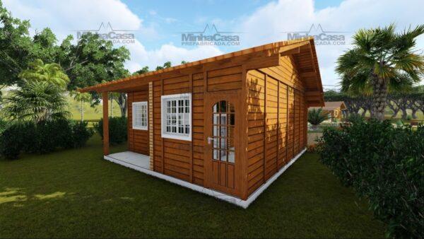 Minha casa pré fabricada modelo Palhoça 08