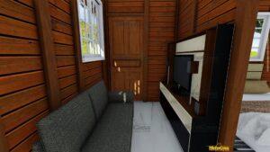 Minha casa pré fabricada modelo Penha 08