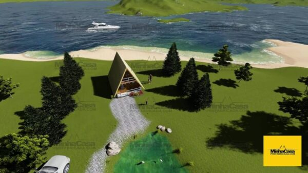 Minha casa pré fabricada modelo Pomerode 09