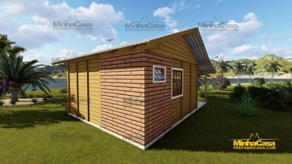 Minha casa pré fabricada modelo Pop 1.0 07