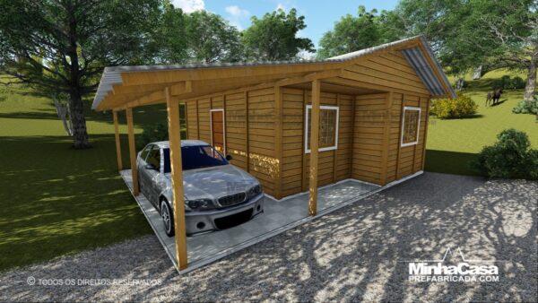 Minha casa pré fabricada modelo Pop 2.0 08