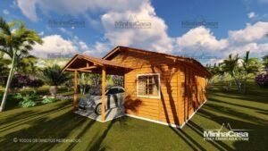 Minha casa pré fabricada modelo Pop 2.1 02