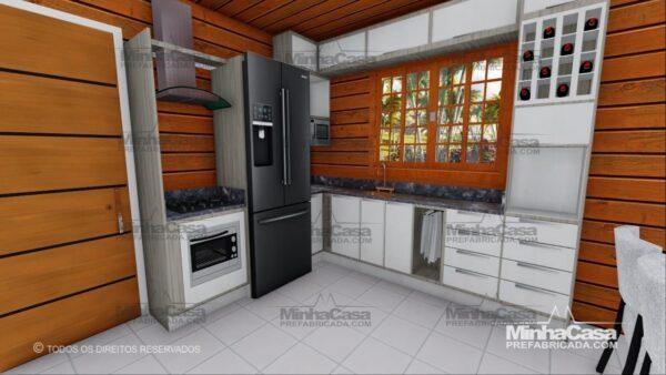 Minha casa pré fabricada modelo Pop 2.1 03