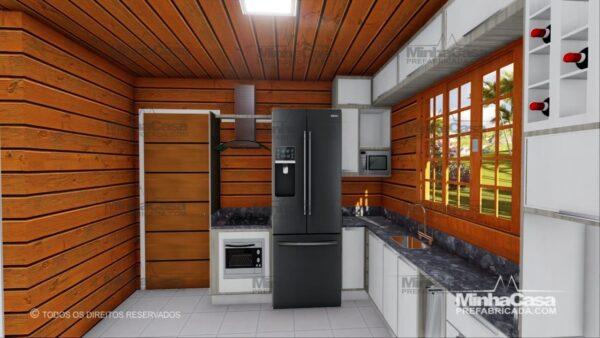 Minha casa pré fabricada modelo Pop 2.1 07