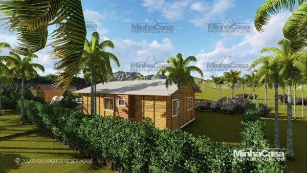 Minha casa pré fabricada modelo Pop 3.0-77,85M² 07