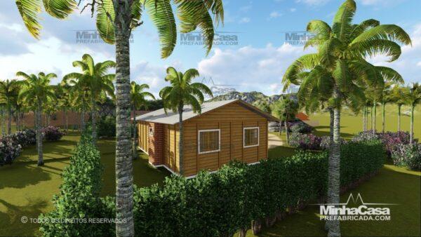 Minha casa pré fabricada modelo Pop 3.0-77,85M² 08