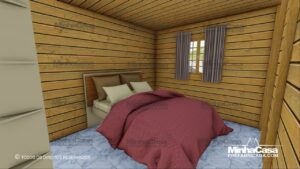 Minha casa pré fabricada modelo Pop 4.0 13