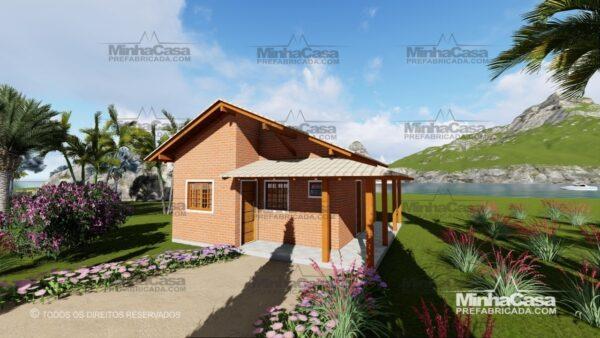 casa de tijolo ecológico te05-4