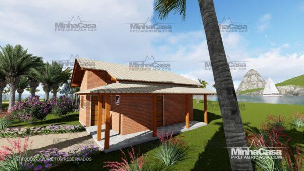 casa de tijolo ecológico te05-3