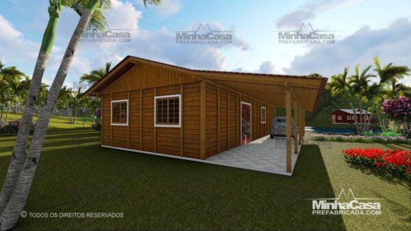 Minha casa pré fabricada modelo Pop 3.2 02