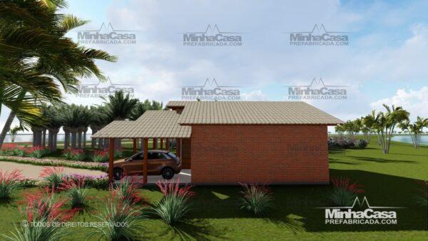 Minha casa pré fabricada modelo Tijolo ecologico 75,25M² 03 (2)