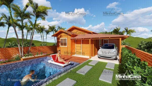 Minha casa pré fabricada modelo Pop 2.2 02