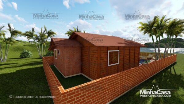 Minha casa pré fabricada modelo Pop 2.2 06