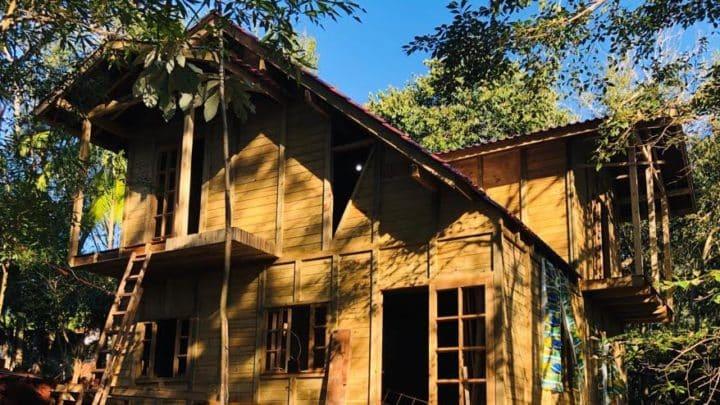 Kits de casas pré fabricadas
