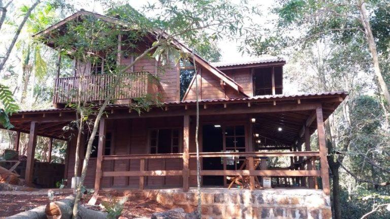 Casas pré fabricadas de dois andar