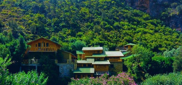 casas de madeira para se inspirar