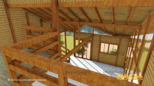 Minha casa pré fabricada modelo Ouro Preto 16
