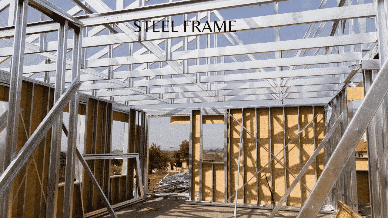 diferenças entre drywall e steelframe