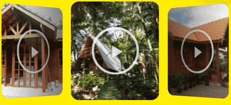 album de fotos de casas pré fabricadas de madeira