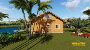 casas de madeira pré fabricada 5