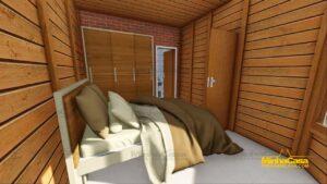 casas de madeira pré fabricada 14