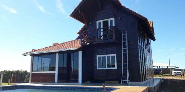 Casa pré fabricada modelo rio de janeiro